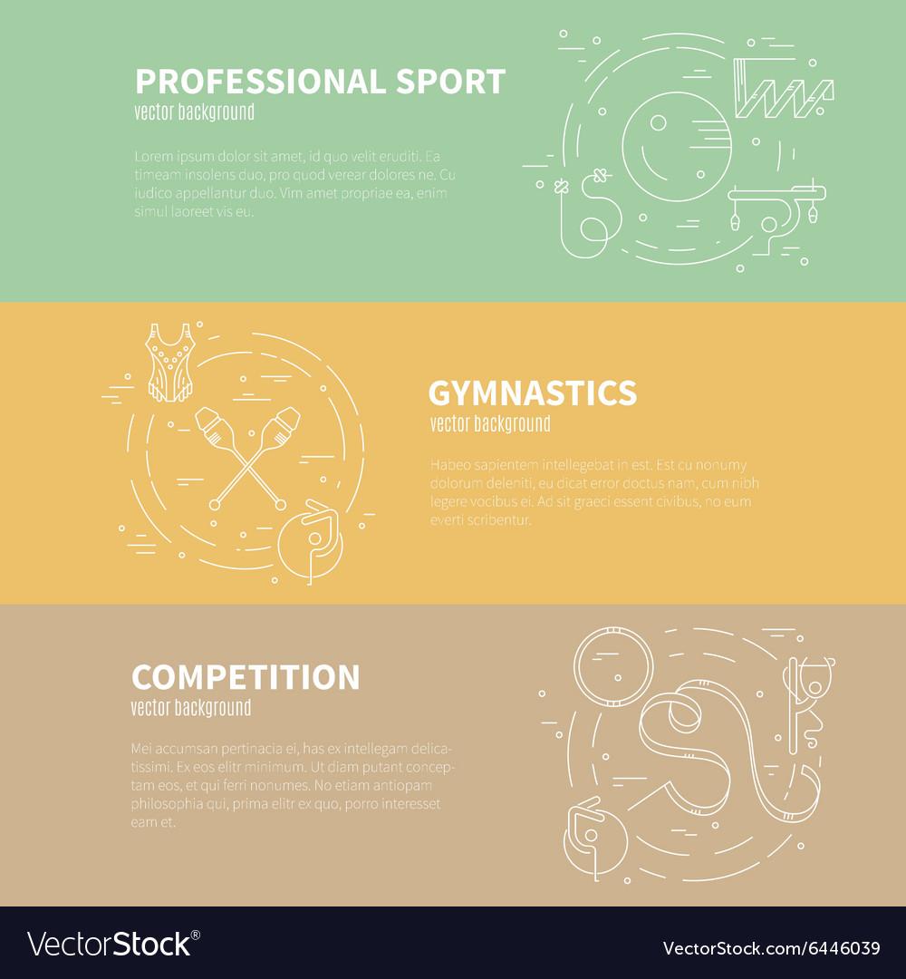 Rhythmic Gymnastics Concept