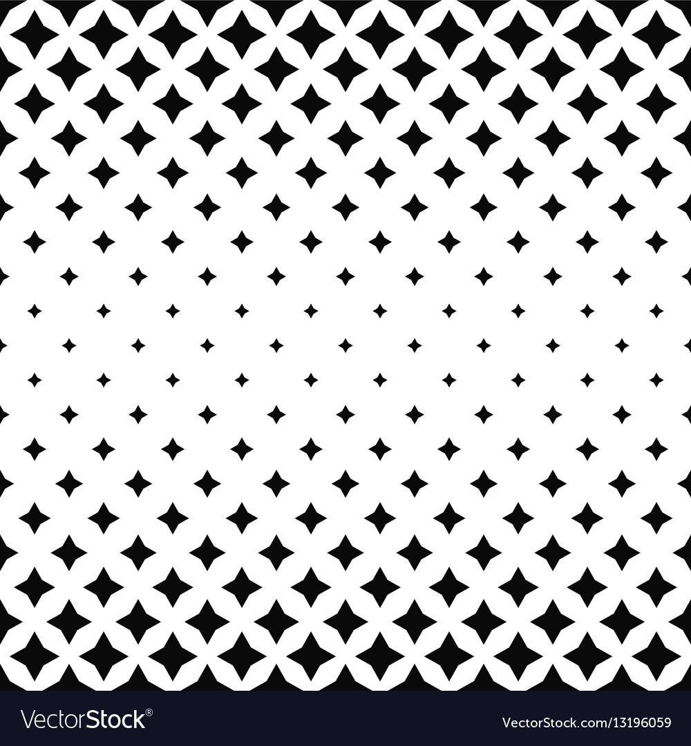 Black White Abstract Polygon Pattern Background