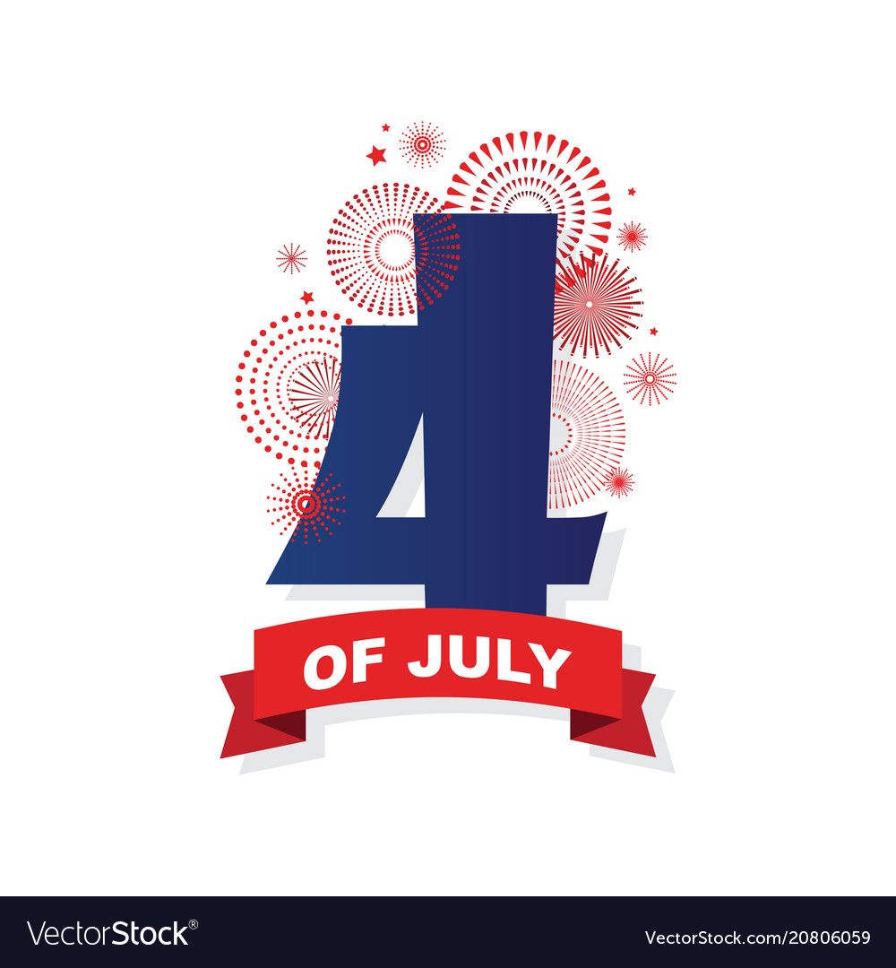 Happy usa independence day 4 th july greeting