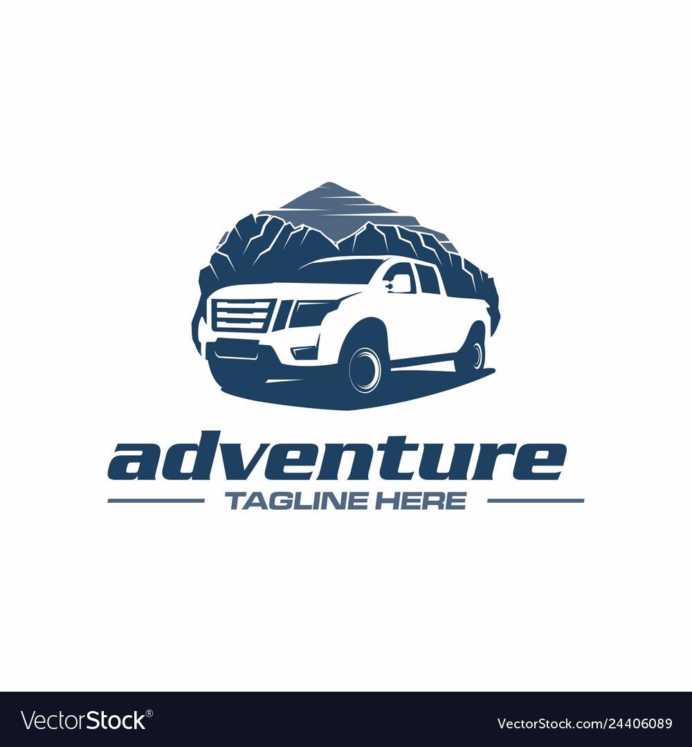 Pickup adventure logo