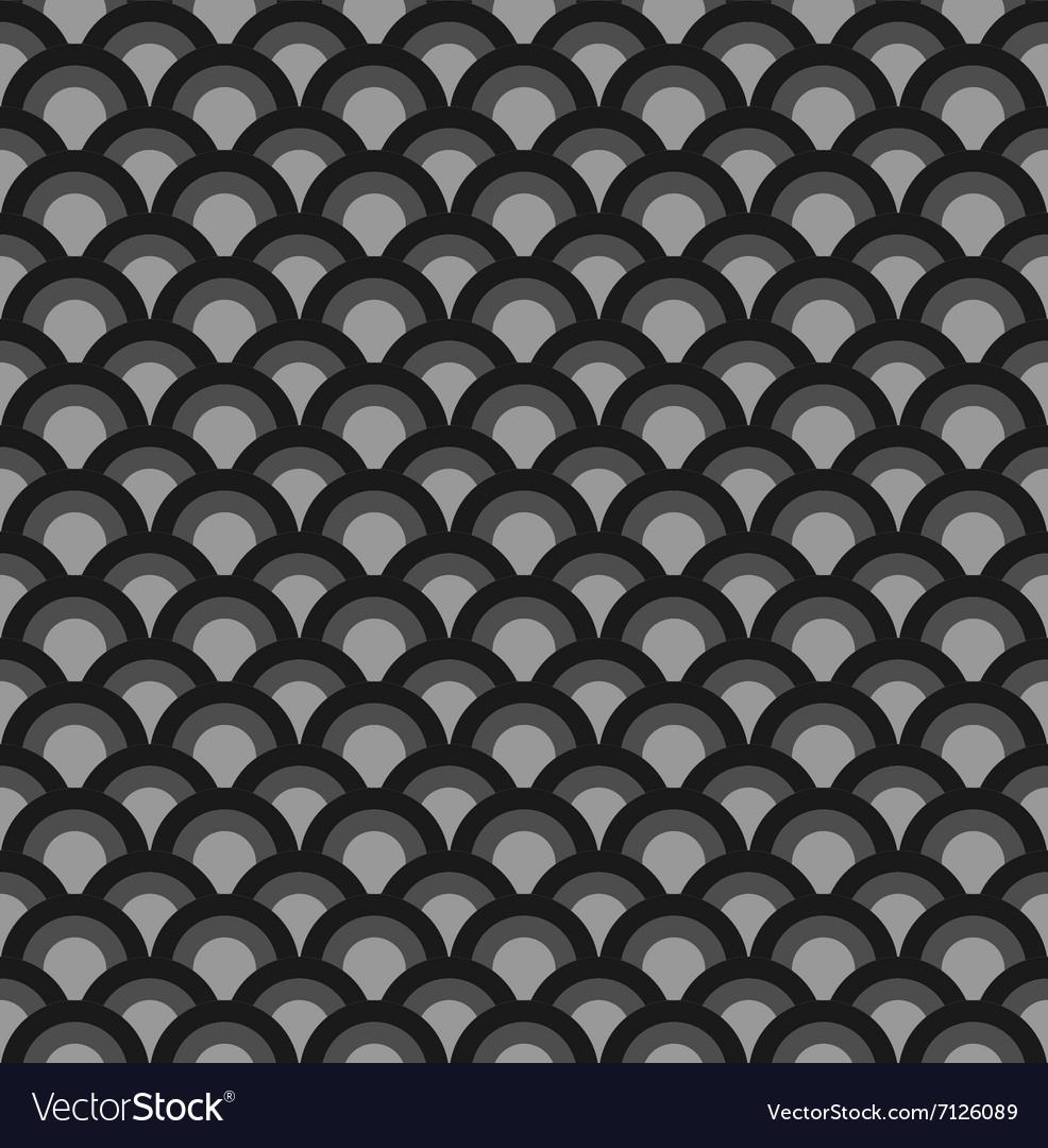 Seamless wave pattern background