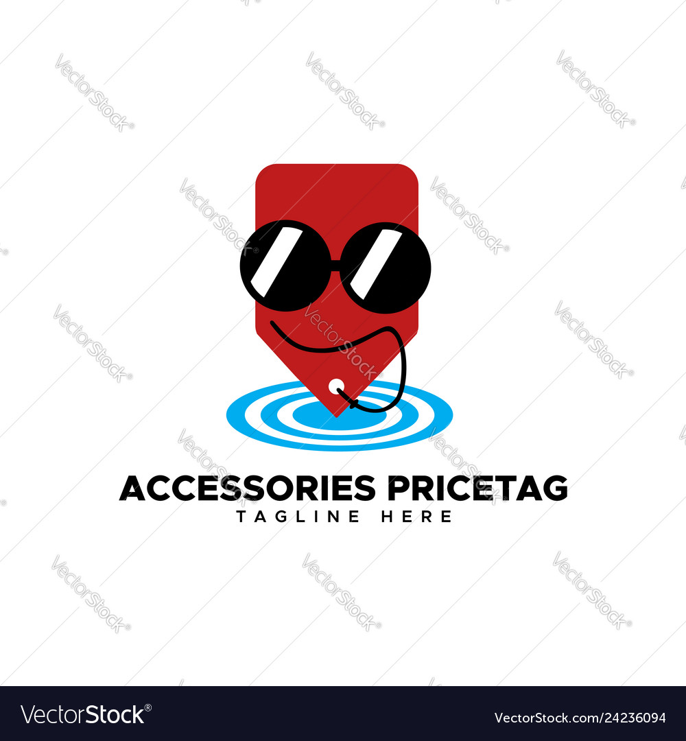 Accessories price tag logo