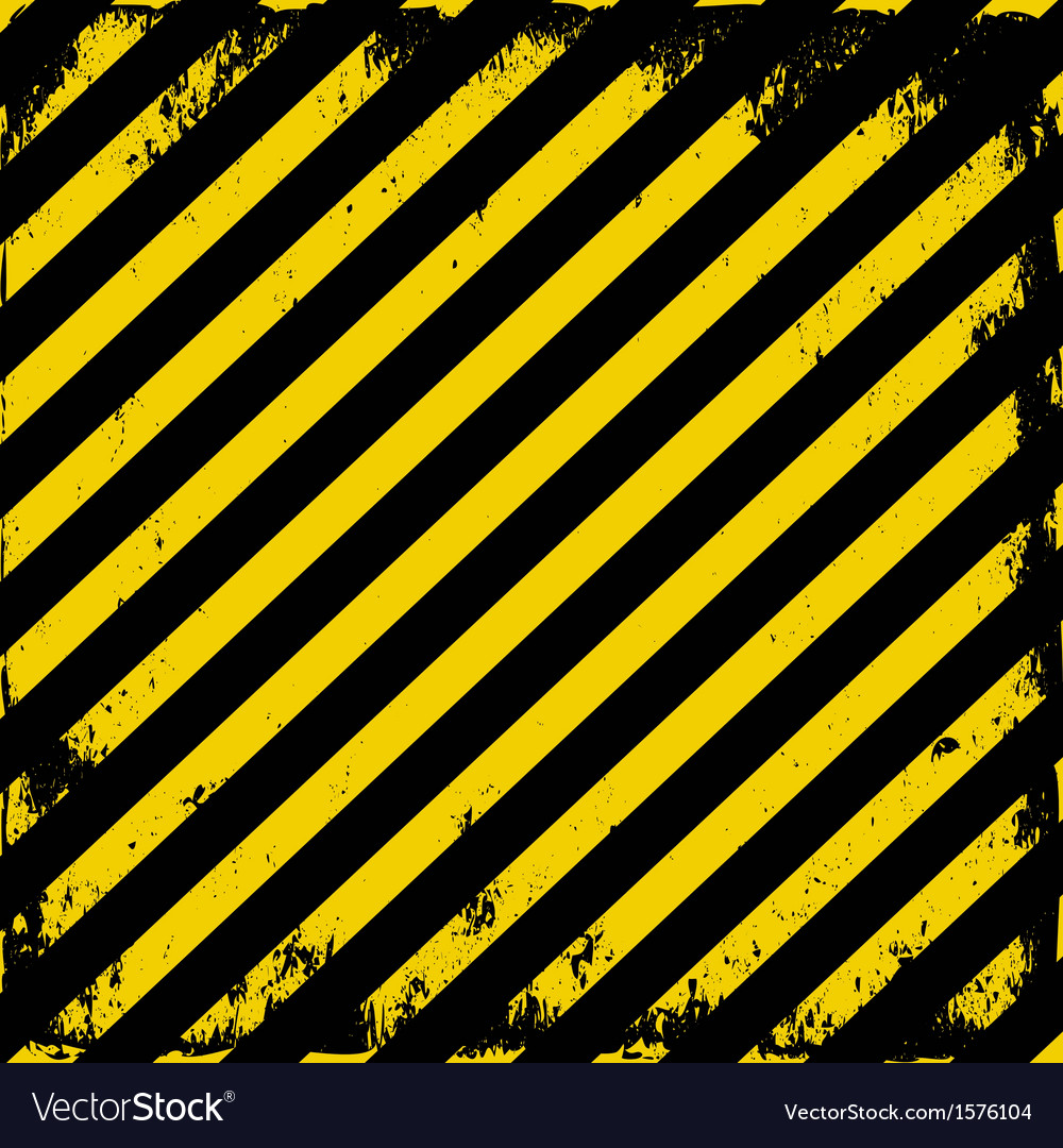 Barricade tape vector image