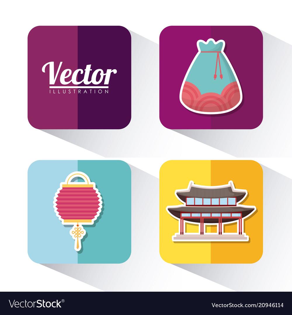 Asia culture design
