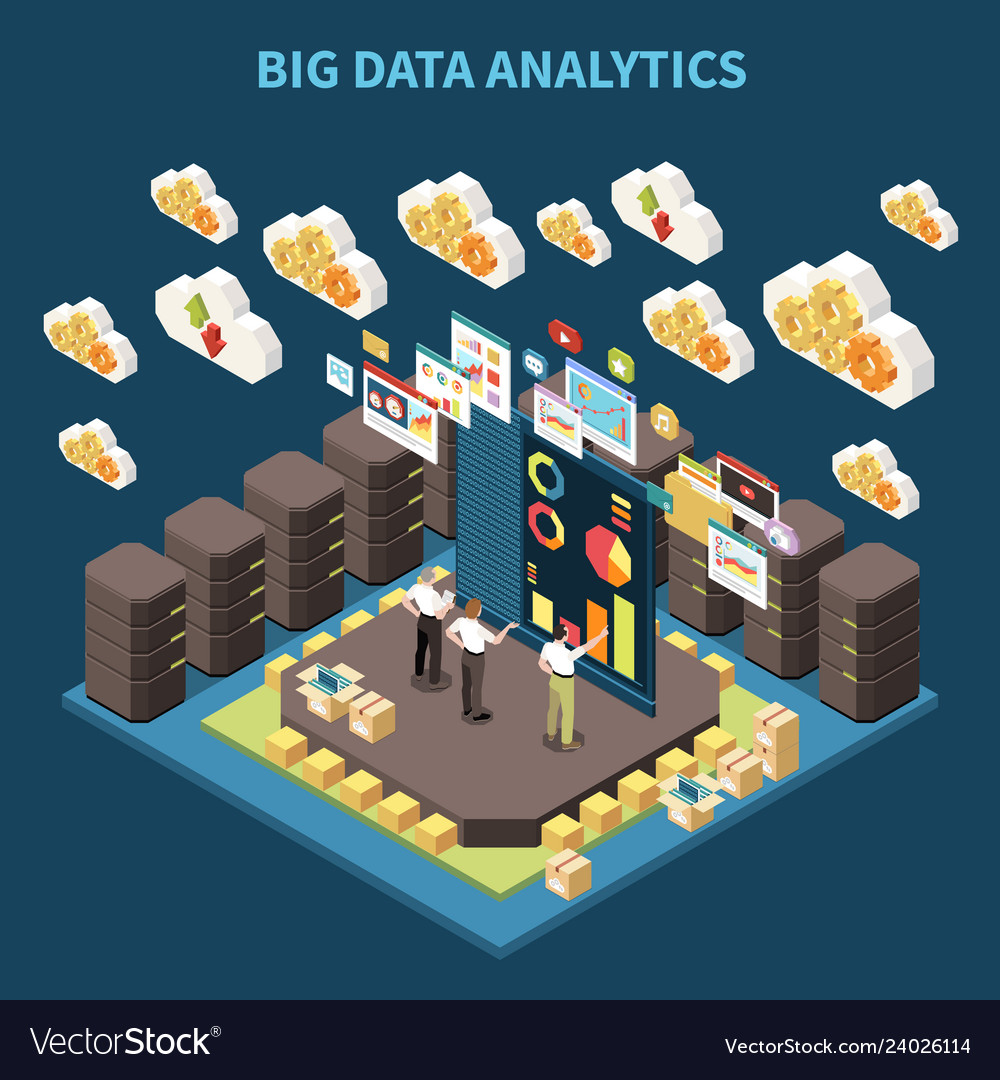 Big data analytics composition