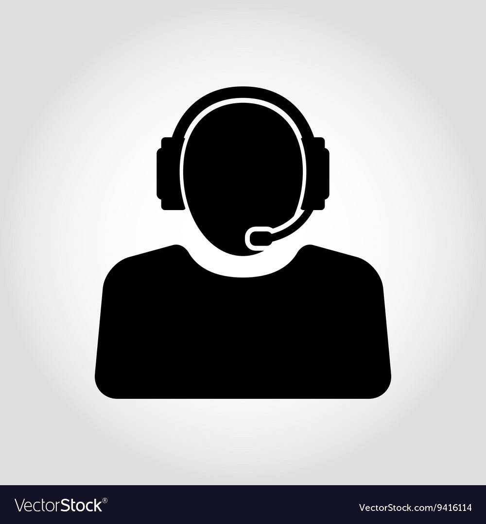 Customer service icon Support Manager