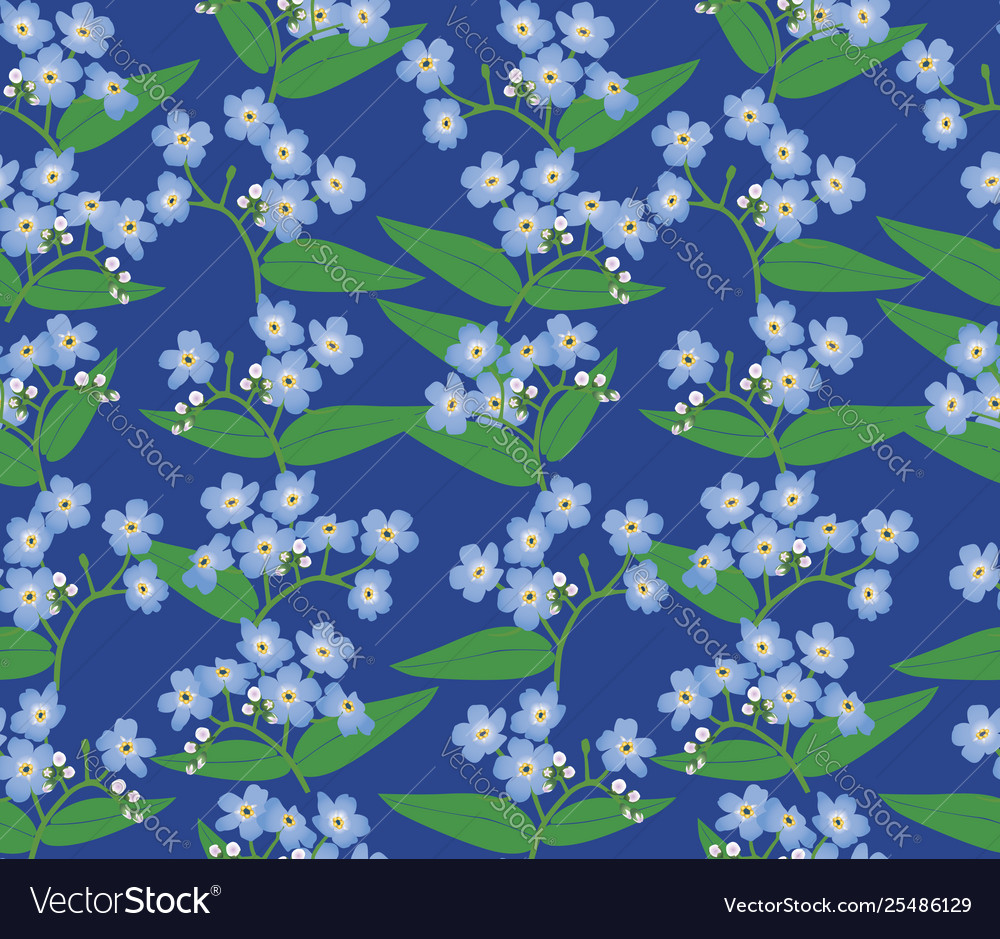 Abstract floral seamless pattern flower spring