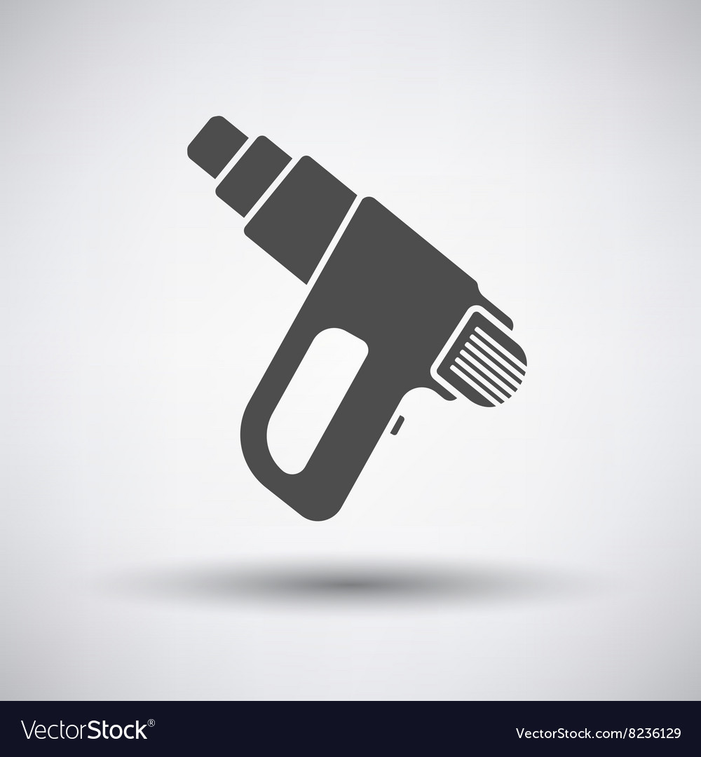 Electric industrial dryer icon