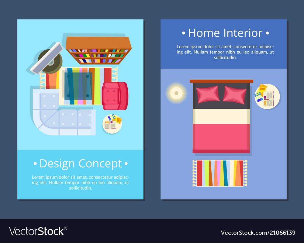 Design concept home interior