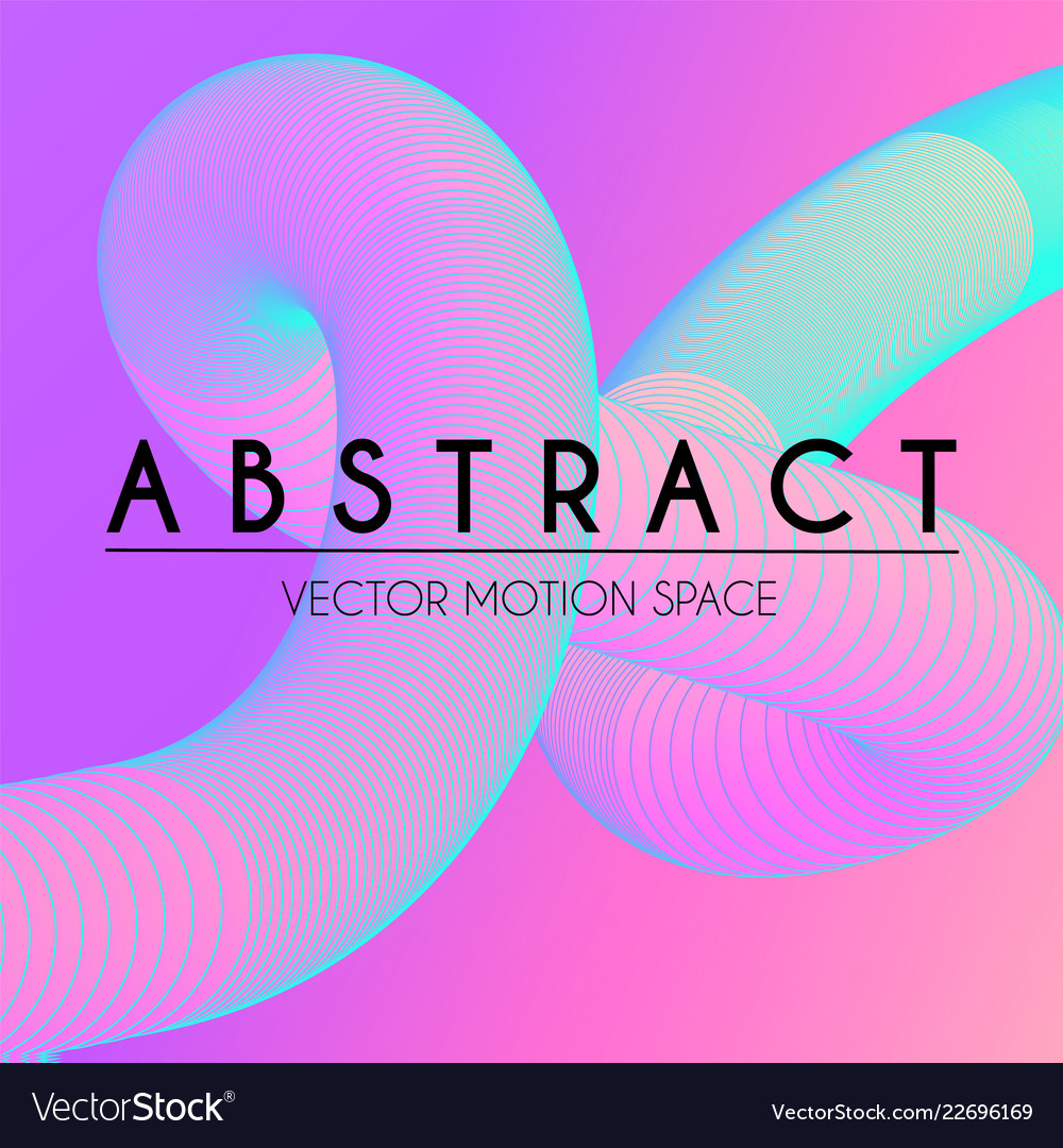 3d gradient design colorful abstract composition
