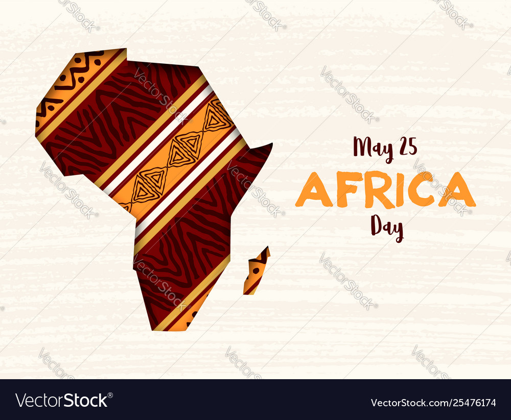 Happy africa day card african paper cut map on map code, map label, map of bern and dreilinden, map pen, map color, map of croom motorcycle area, map button, map frame, map table, map beach, map list, map plastic, map craft,