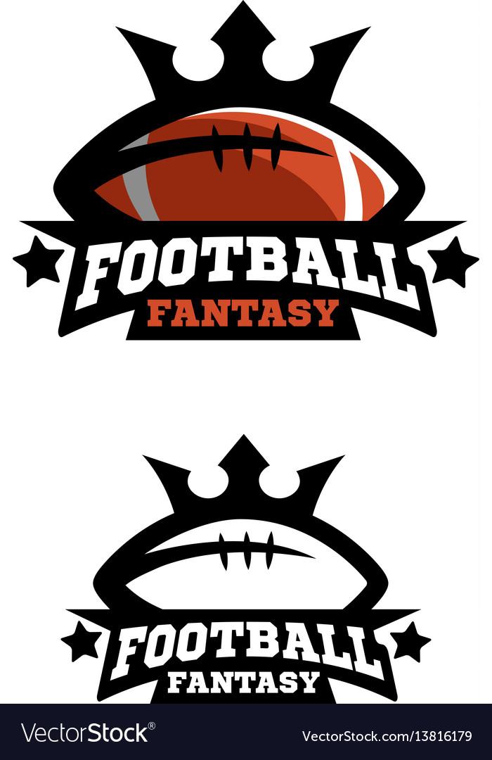 American football fantsy two options