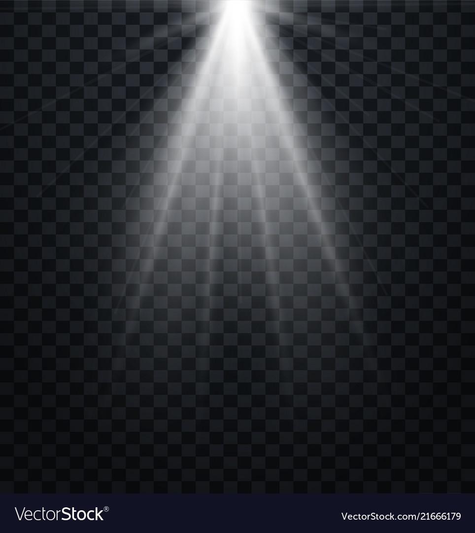 Spotlight light effect