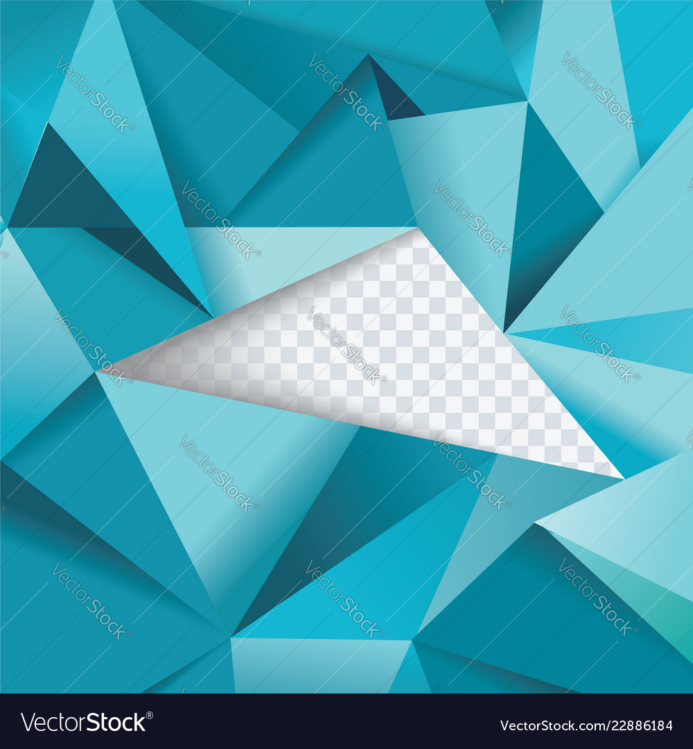 Abstract geometrical background polygonal design