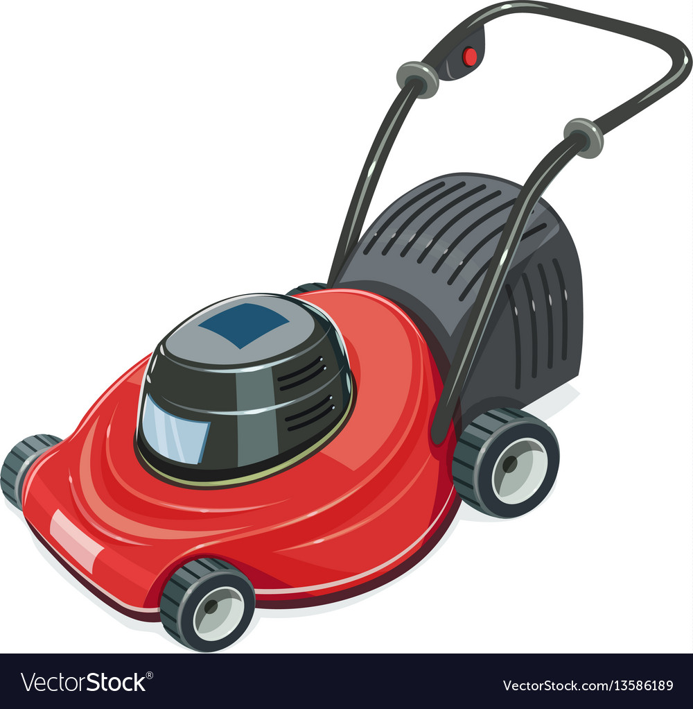Lawn mower garden tool