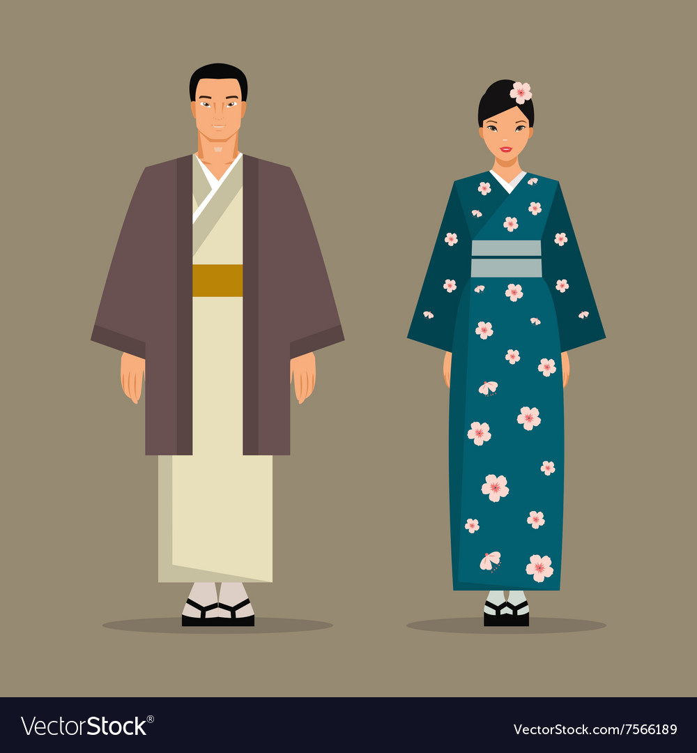 The Japanese national costume
