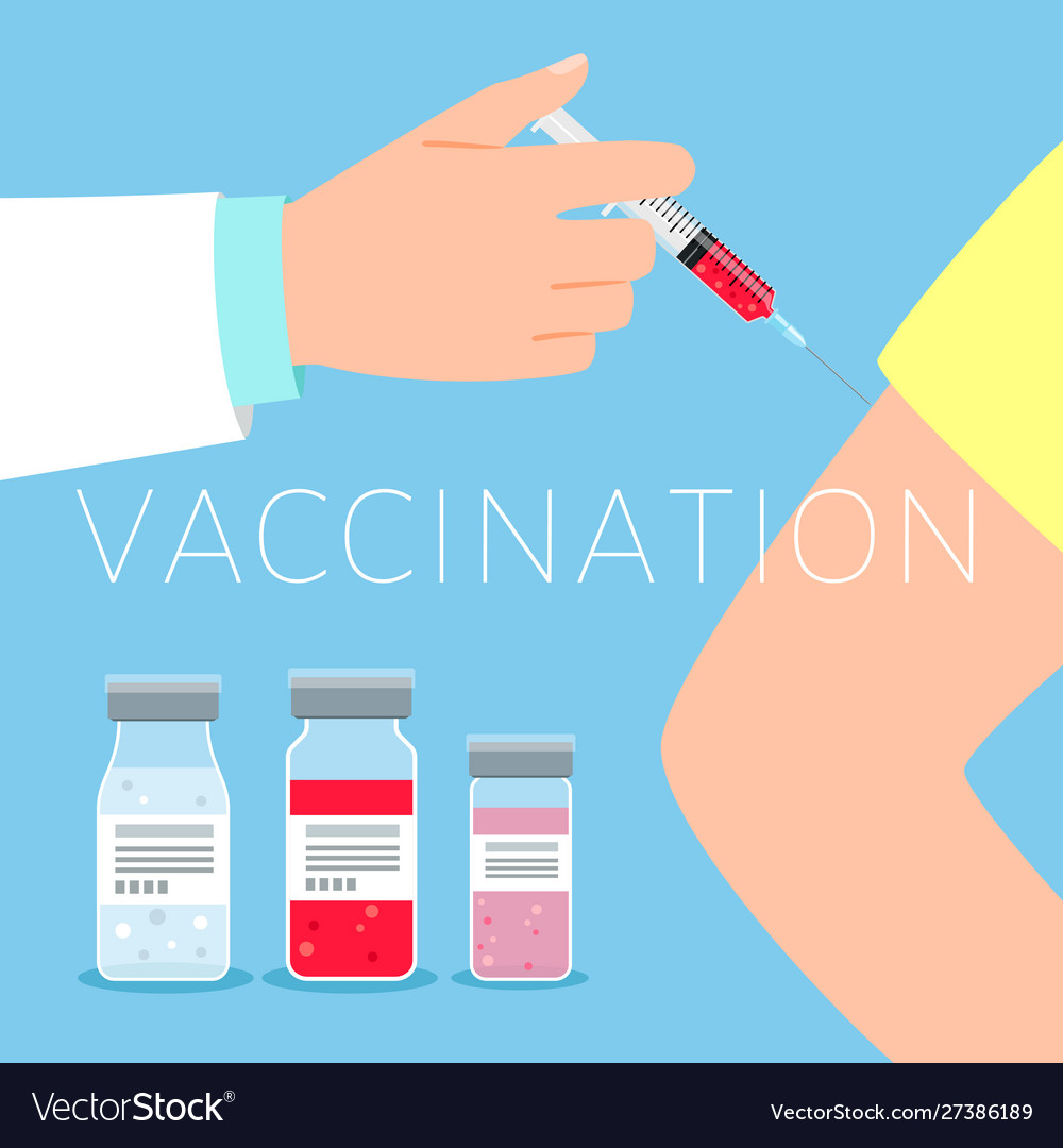 Vaccination concept