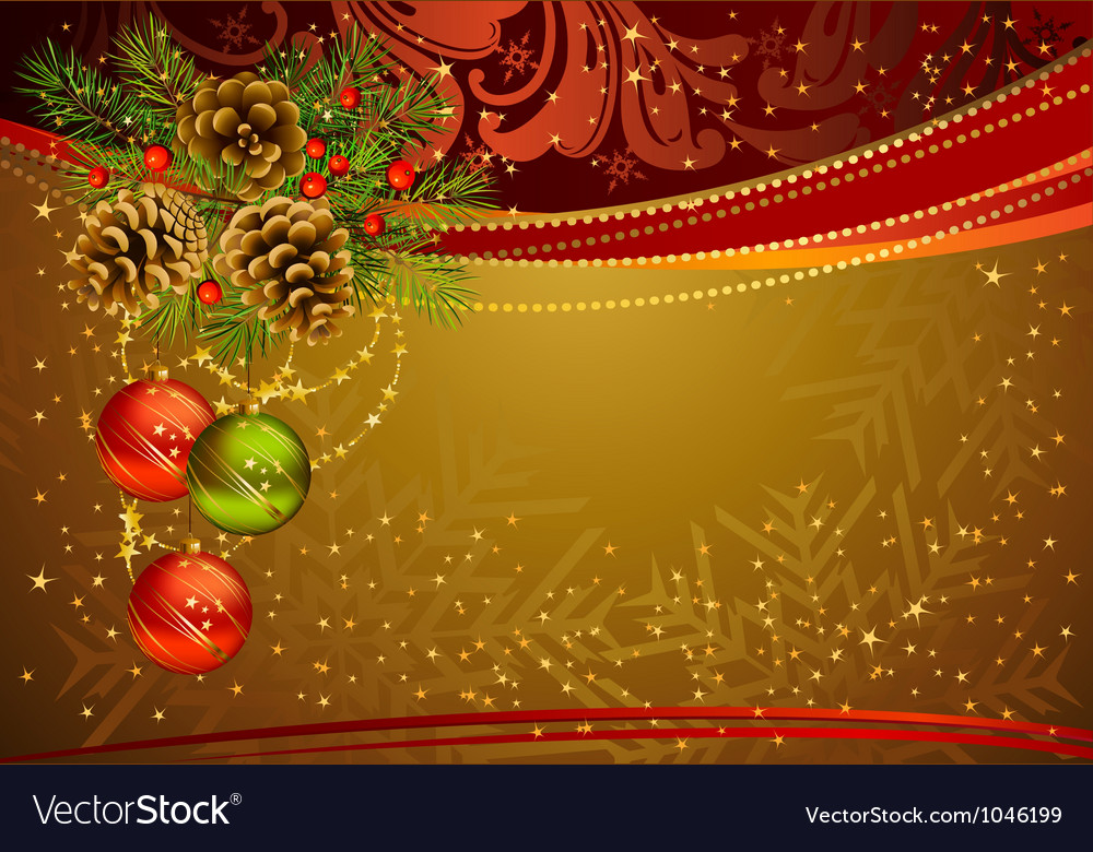 Christmas Background Hd.Gold Christmas Background