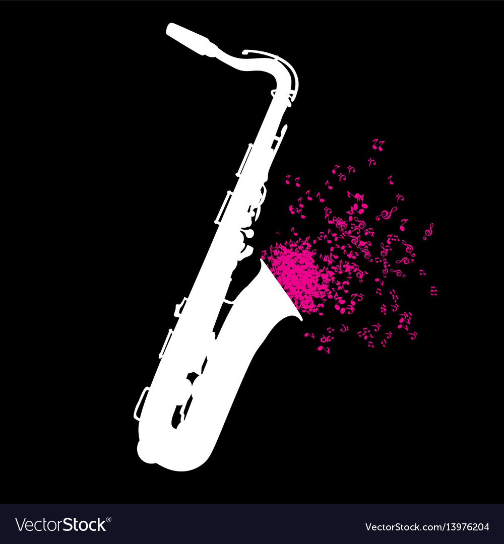 Abstract music background for