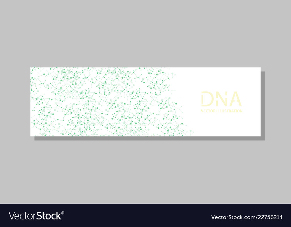 genetics testing science dna double spiral
