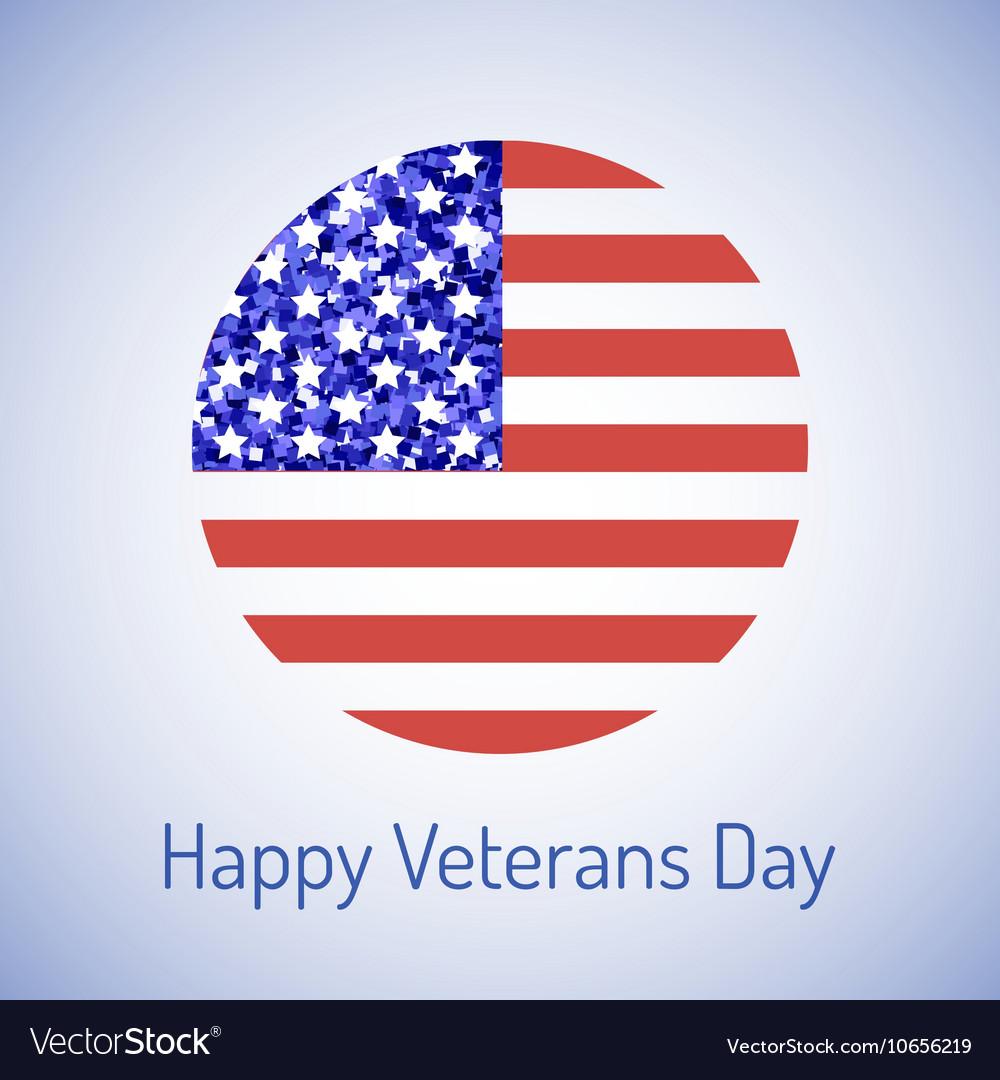 Veterans day card
