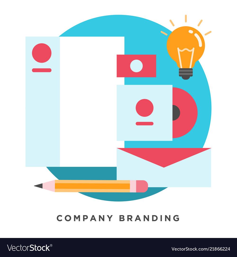 Company branding concepts