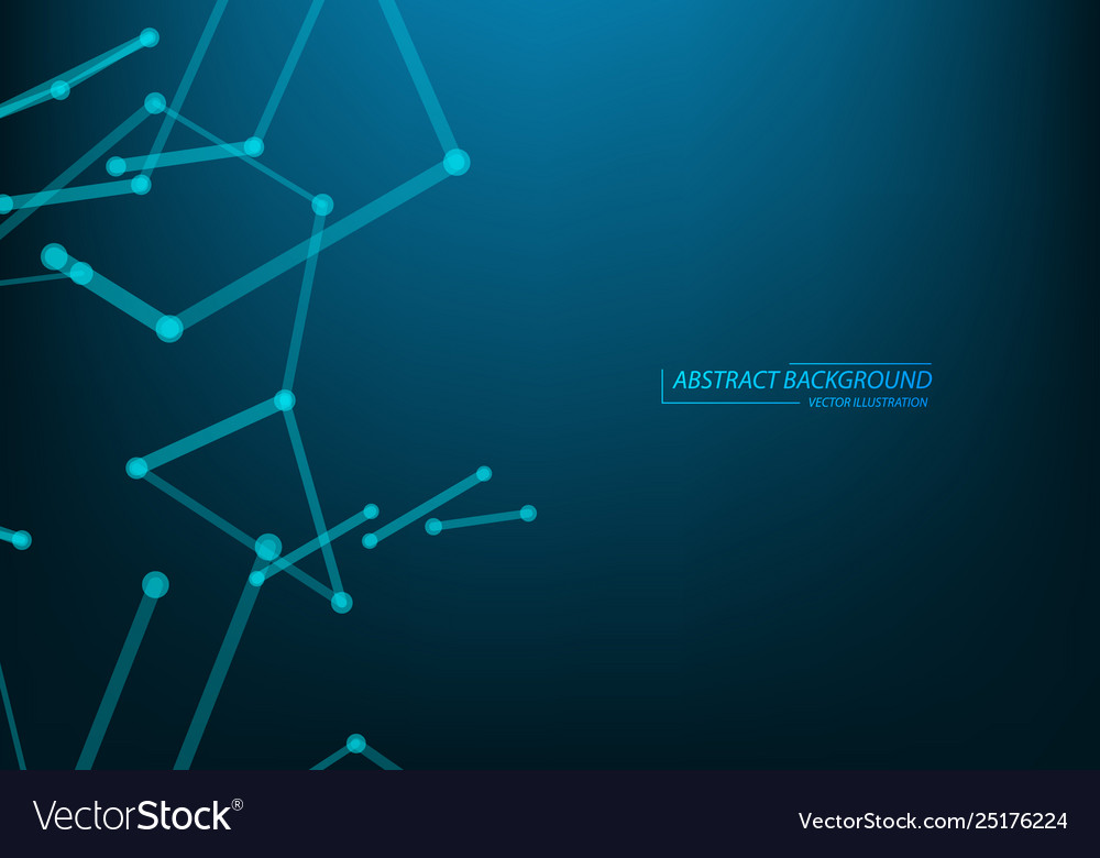 Technology and science background abstract web