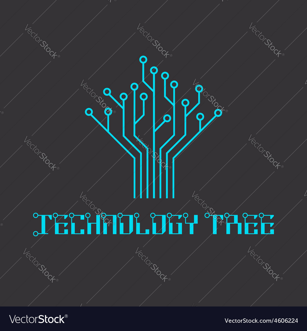 Technology tree of the microcircuit engineering