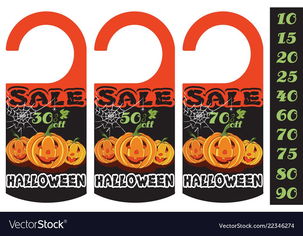 Halloween sale 3
