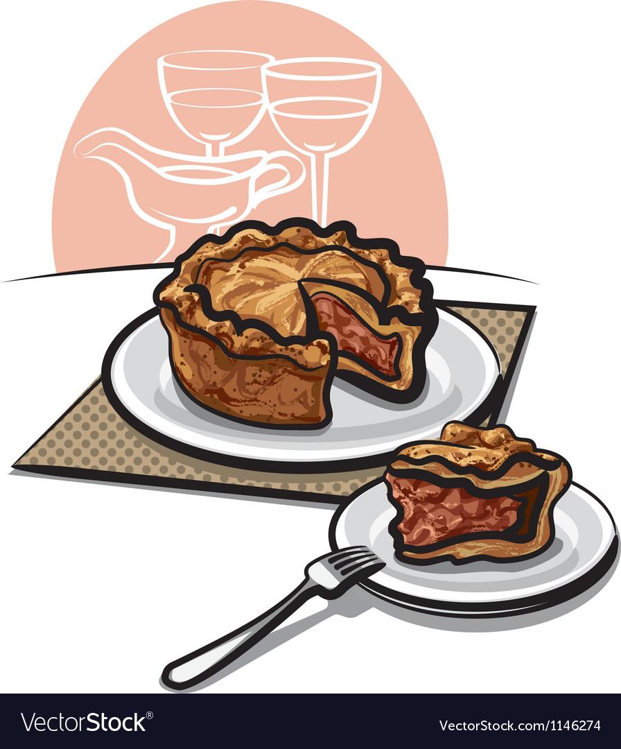 Home Baked Pork Pie