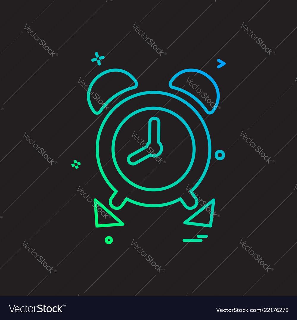 Time pass icon design