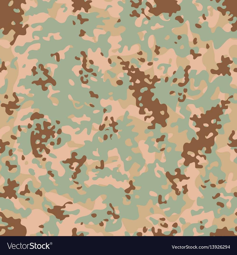 Modern flectarn camouflage seamless patterns vector image