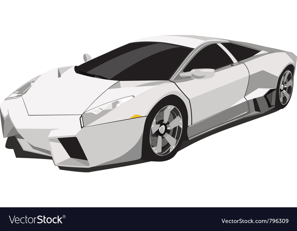 Lamborghini Car Vector Images 20