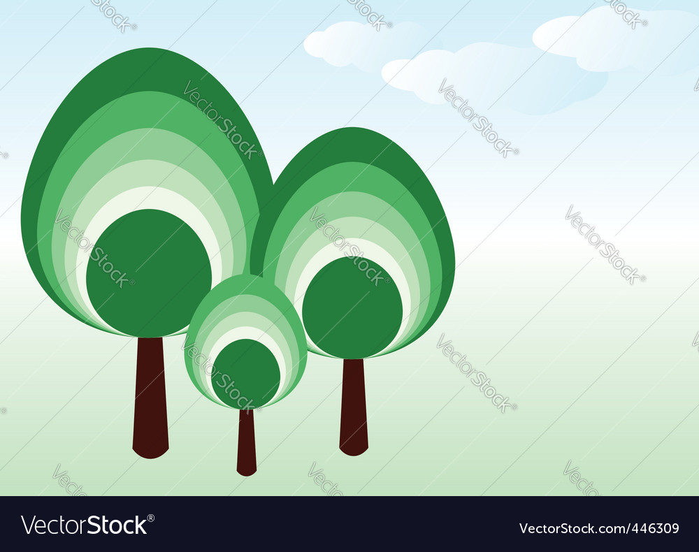 Vector tree family
