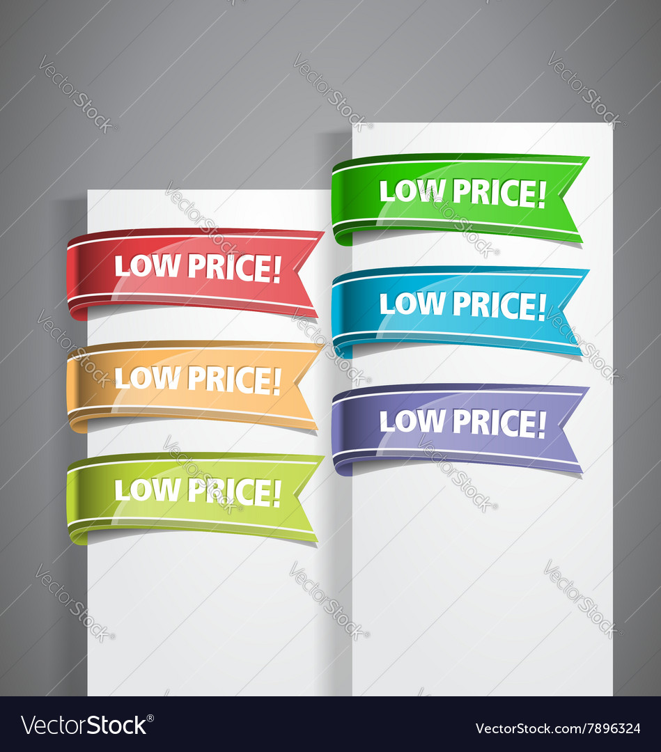 Low Price Labels
