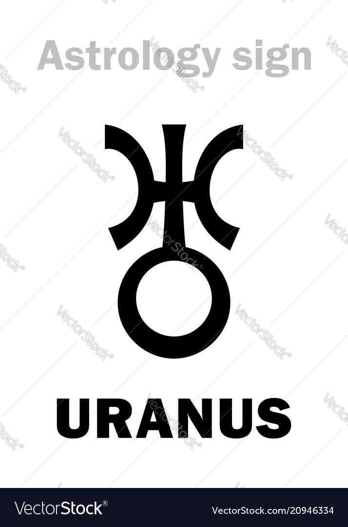 Astrology planet uranus