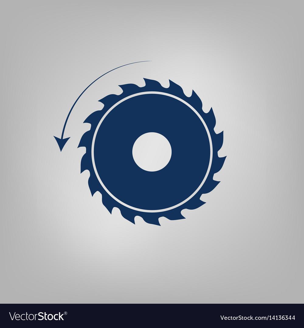 Circular saw sawmill icon