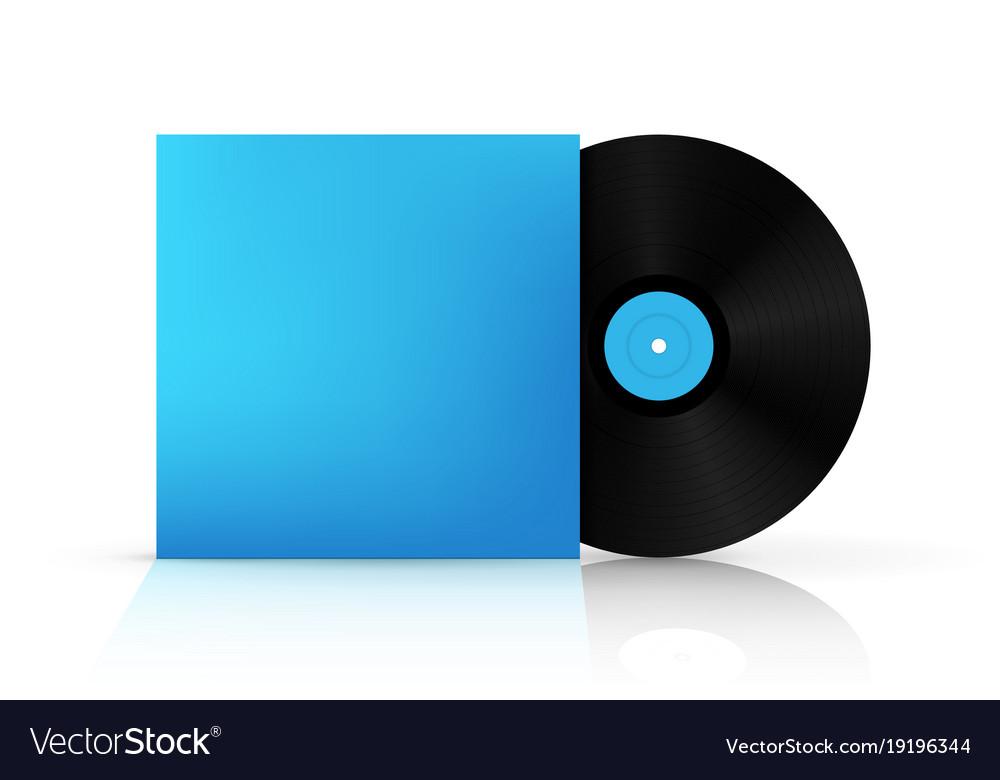 Creative of realistic vinyl