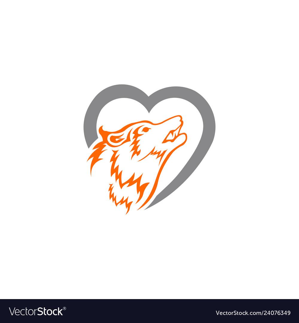 Love fox logo