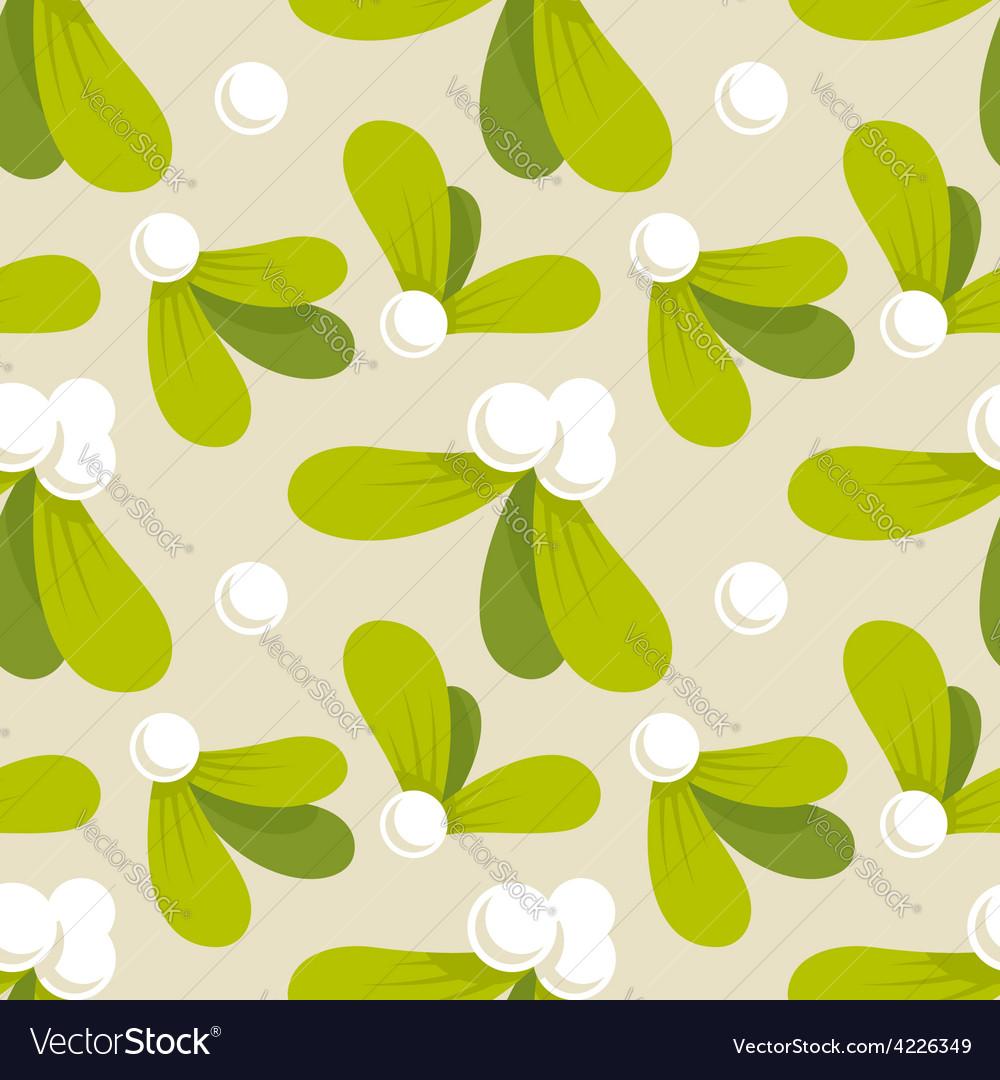 Mistletoe pattern