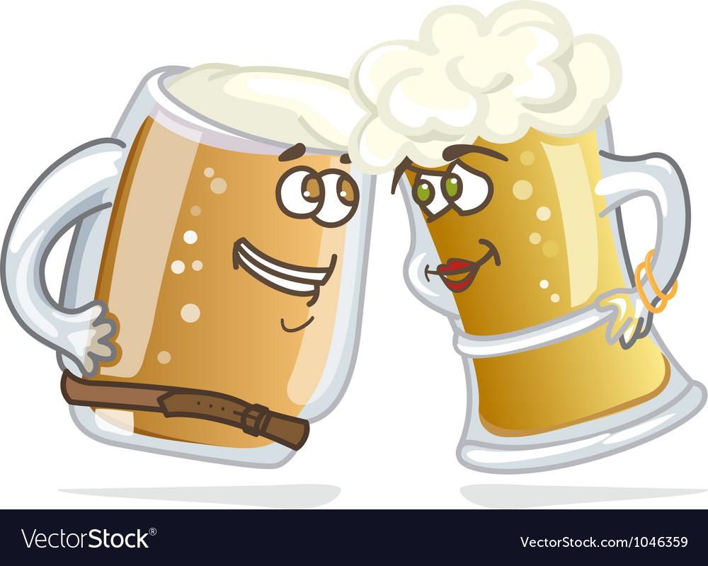 Картинки про пиво мультяшные прикольные, лет свадьбы поздравления