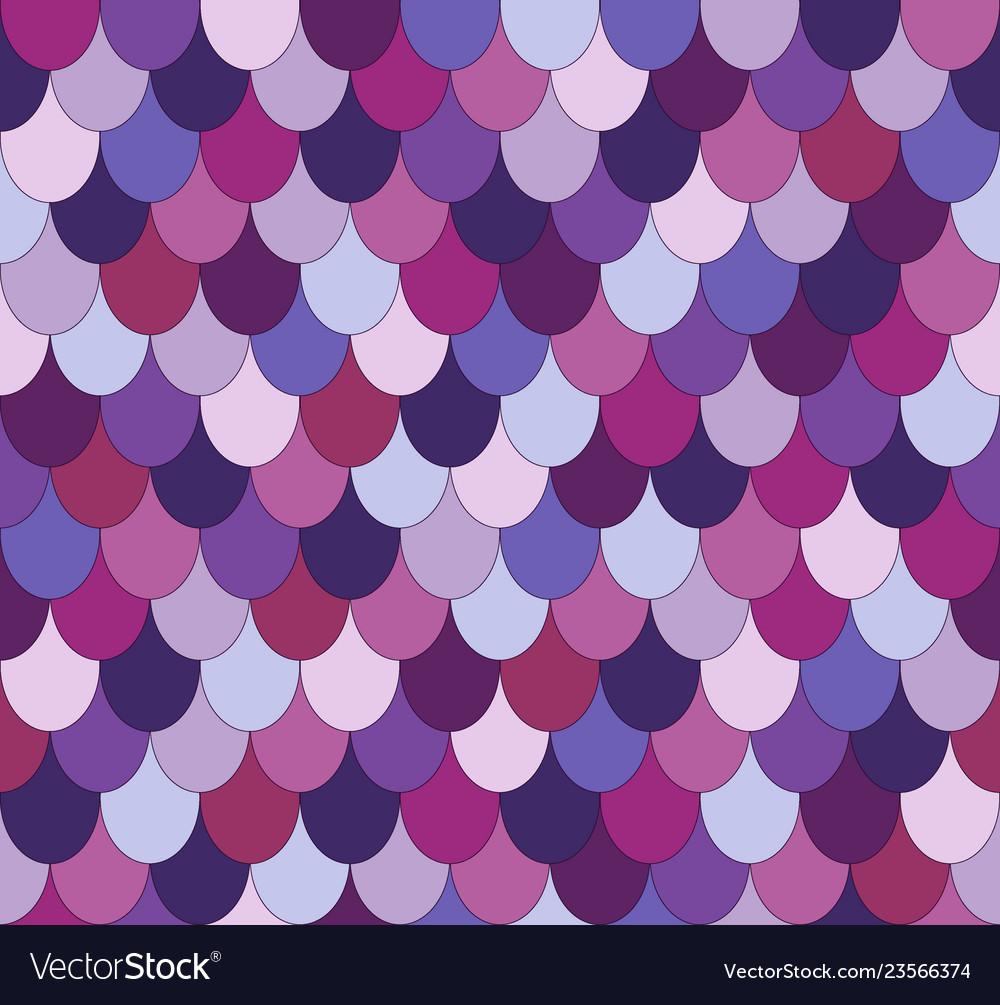 Seamless purple abstract pattern