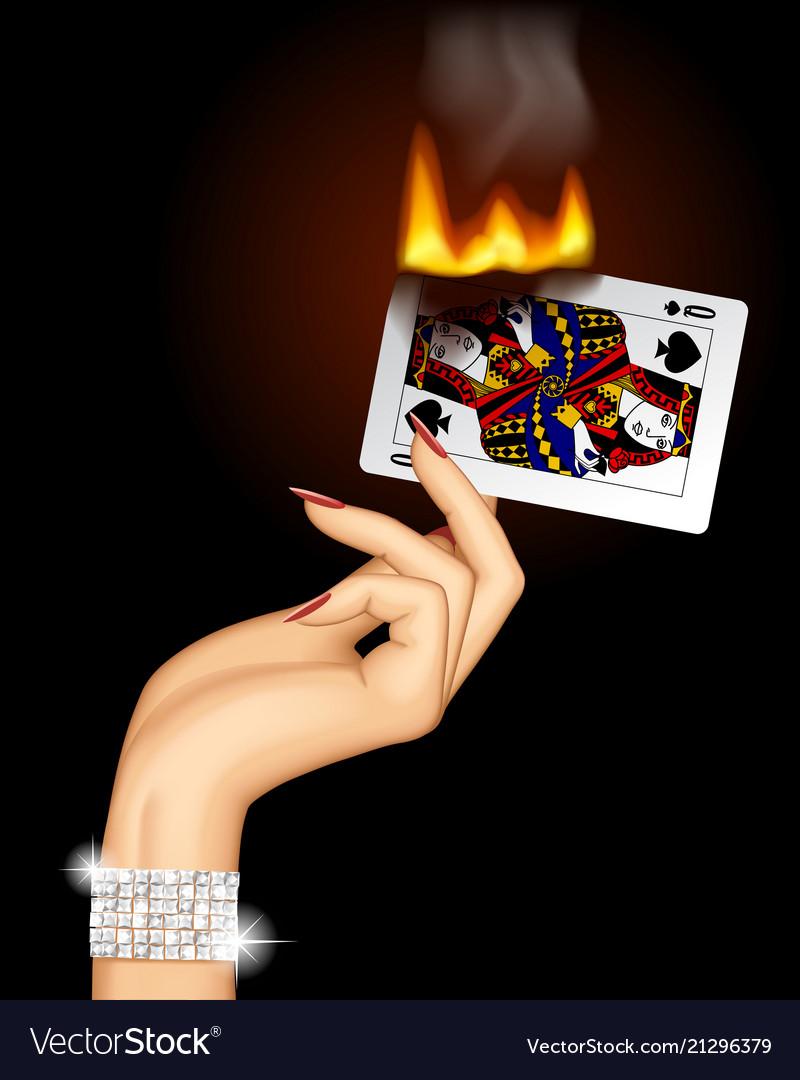 красивая девчонка и карточный долг - 6