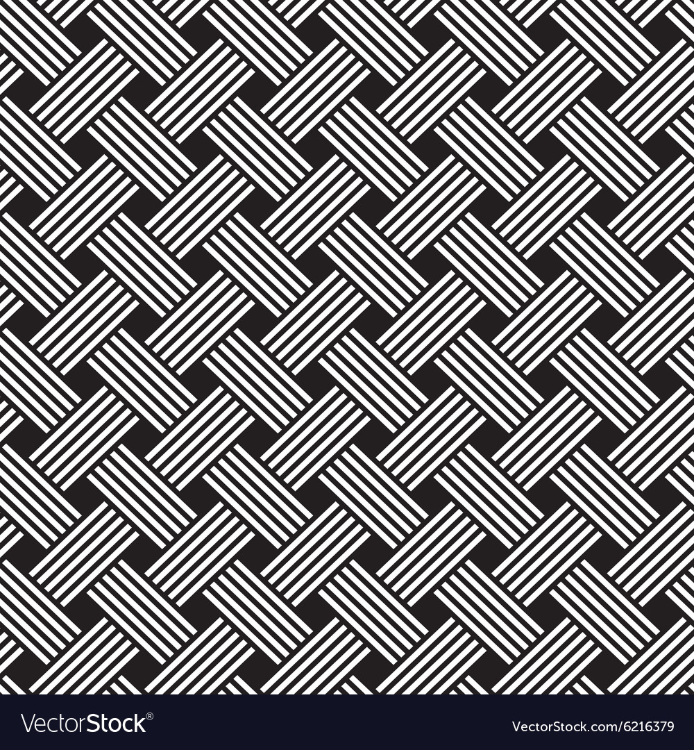 Interlacing pattern