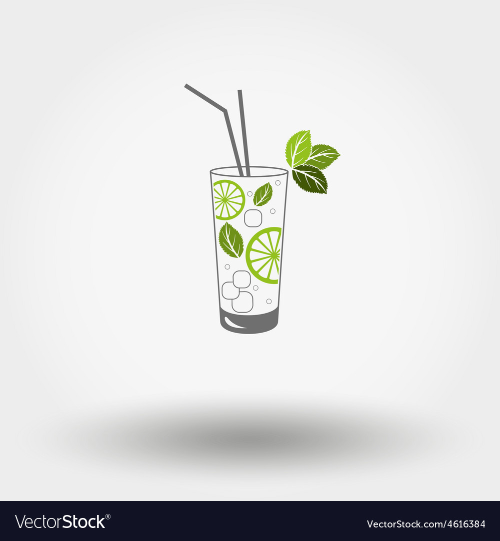Mojito vector image