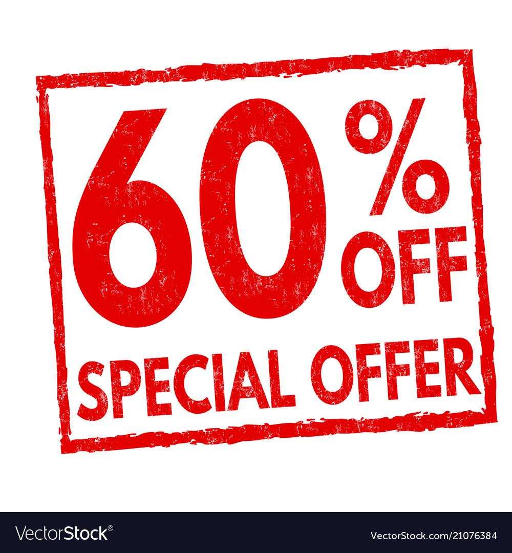 Special offer 60 off grunge rubber stamp