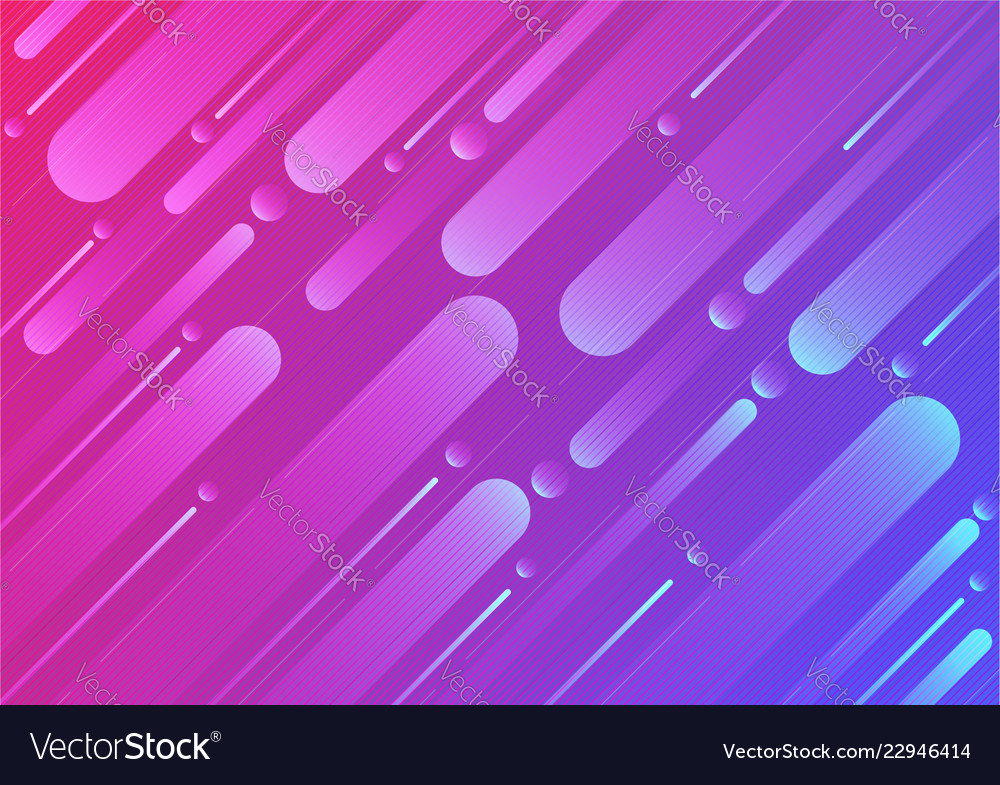 Colorful color geometric and line abstract