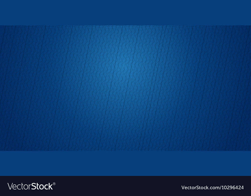 Blue pattern Design template vector image