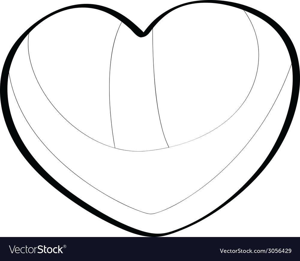 Brazilian heart lines