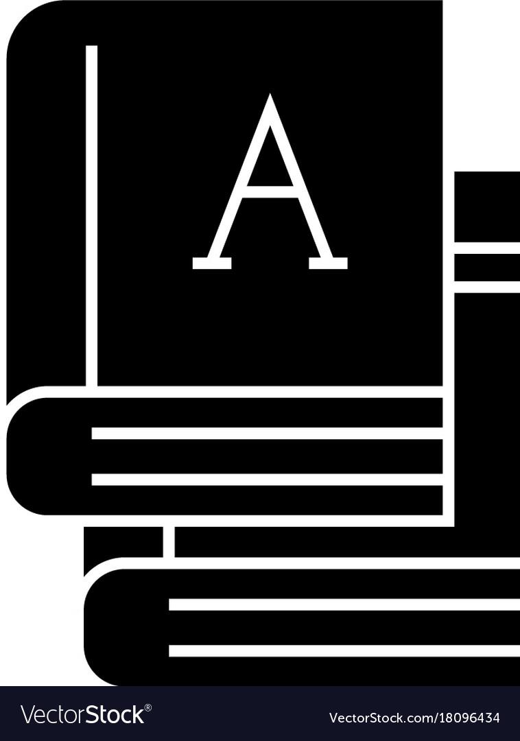 Books - text books icon